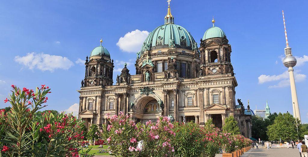 Vos prochaines vacances se profilent déjà - IntercityHotel Berlin Hauptbahnhof 4* Berlin