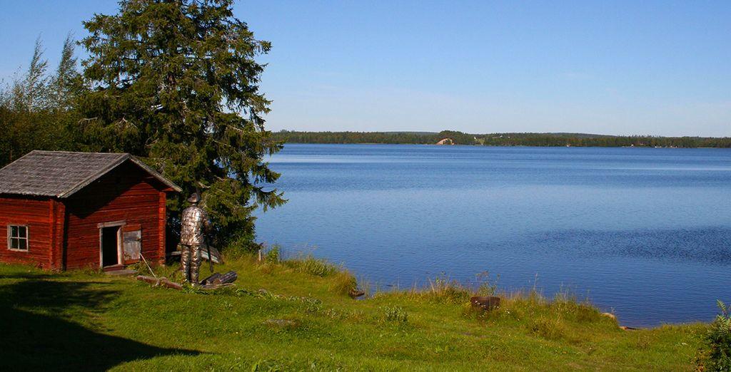 Envie d'une virée nature insolite ? - Séjour multi-activités en Laponie finlandaise Kuusamo