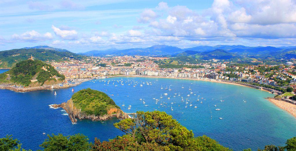 Quant au programme de votre escapade en pays basque espagnol, il s'annonce radieux !