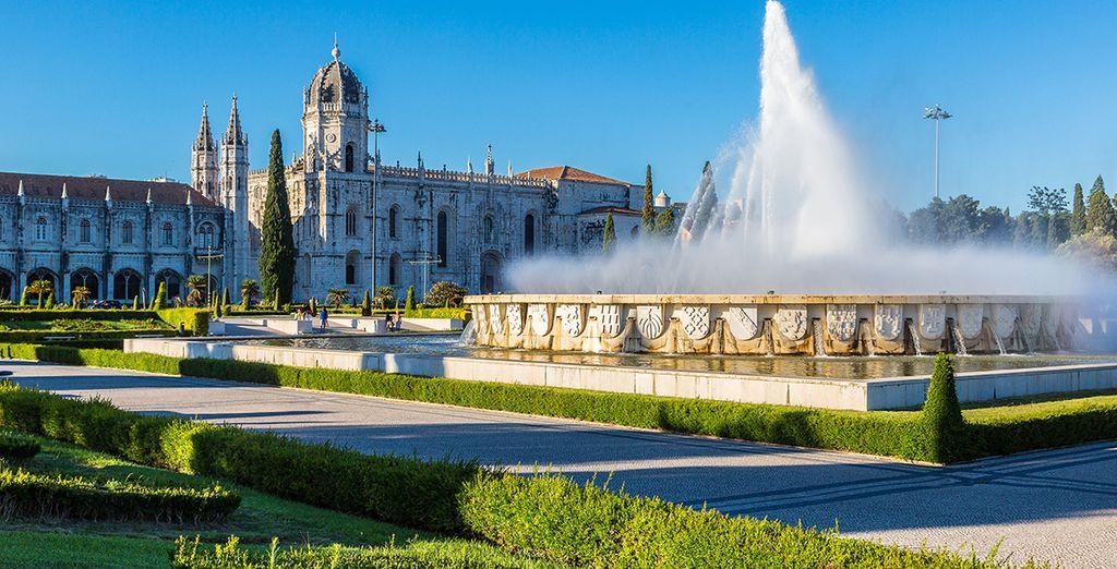 Craquez pour une visite de Lisbonne en bus hop-on-hop-off City Sightseeing