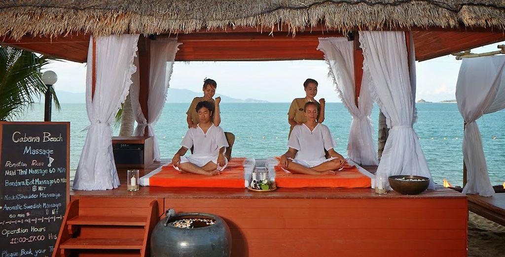 Et goûtez à l'hospitalité Thaïlandaise...