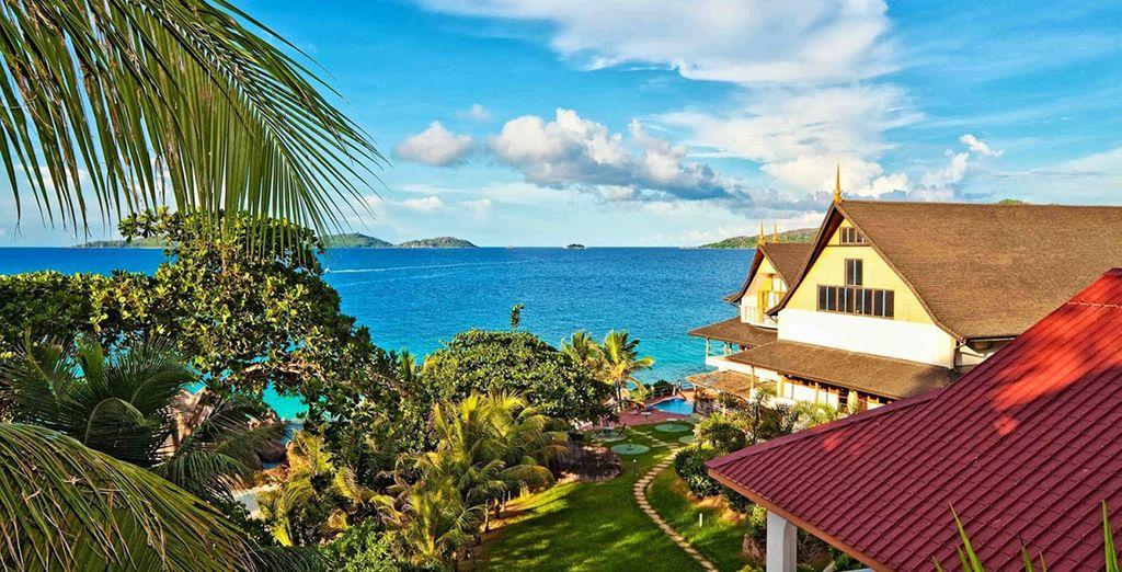 Laissez-vous happer par l'ambiance des Seychelles