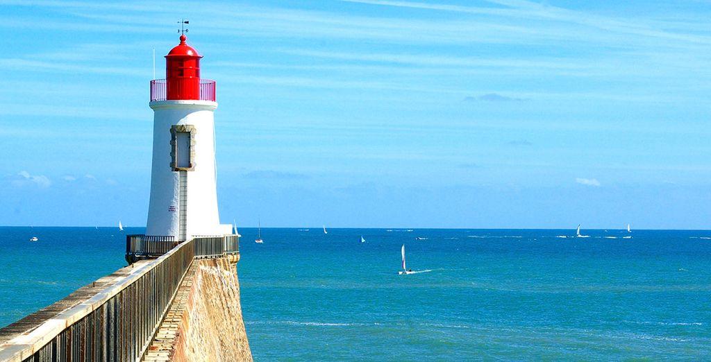 Découvrez la sublime côte Atlantique