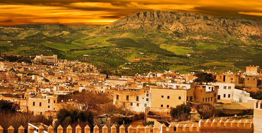 Partez pour le Maroc et Fès
