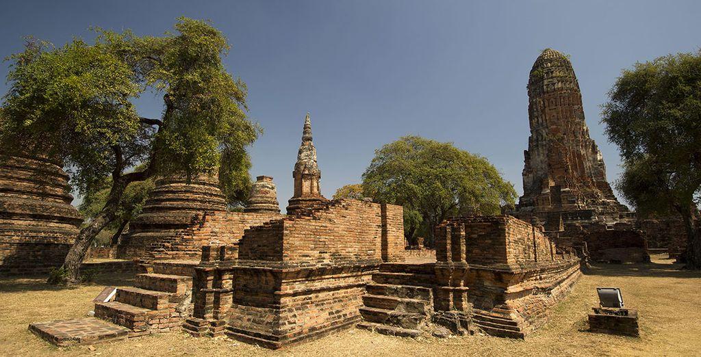 De Bangkok à Mae Sae en passant par Domnoen Saduak, Sukhotai, et Chiang Mai...