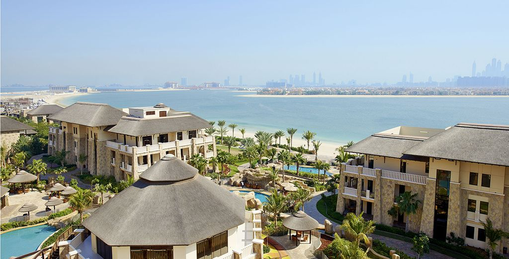 Avec vue sur The Palm et sur la ville - Sofitel Dubaï The Palm 5* Dubai