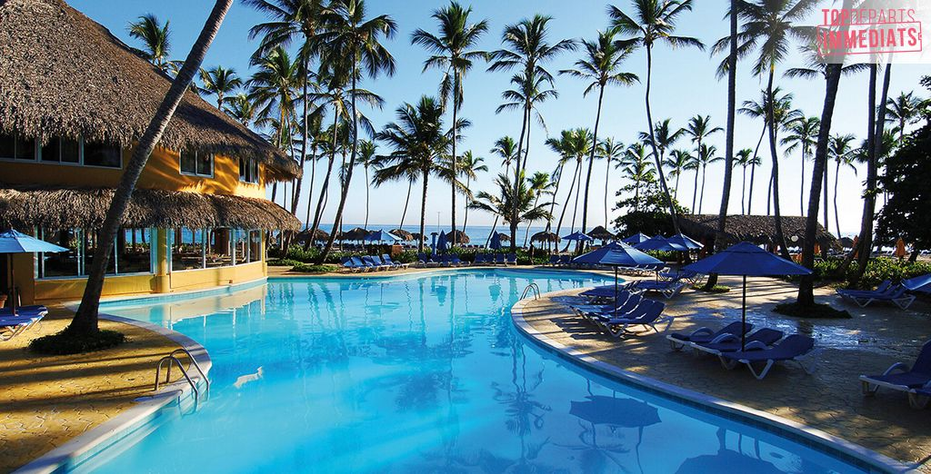 Besoin de vous détendre? - Barcelo Dominican Beach 4* Punta Cana