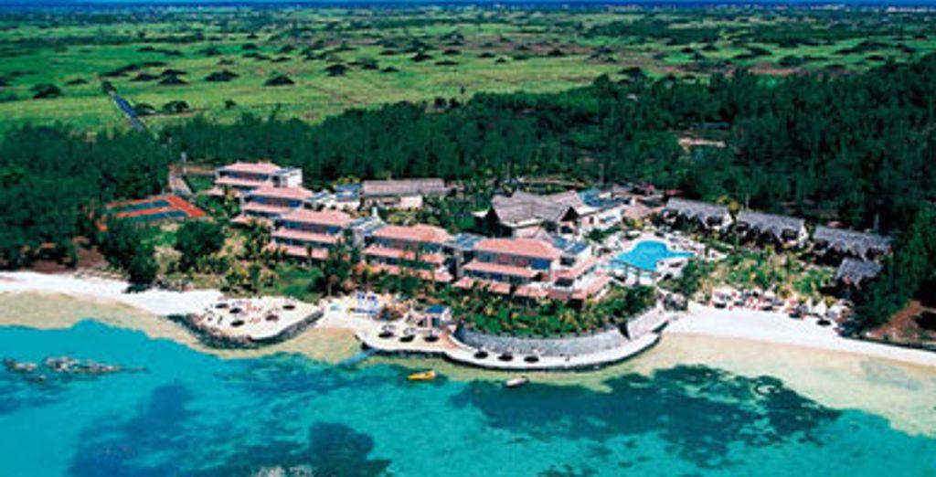- Hôtel Club Nouvelles-Frontières Le Marina **** - Cap Malheureux - Ile Maurice Port Louis