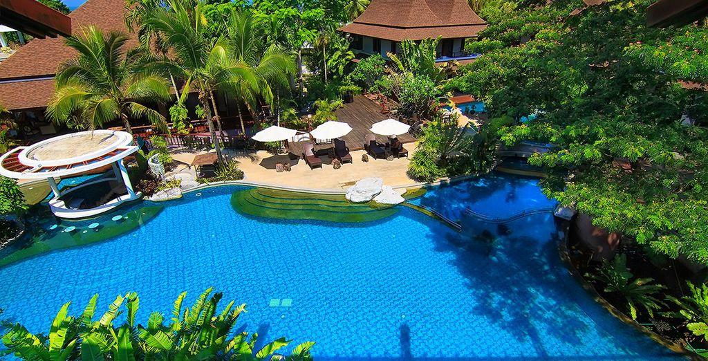 Poussez les portes d'un hôtel d'exception - The Elements Resort 4* Krabi