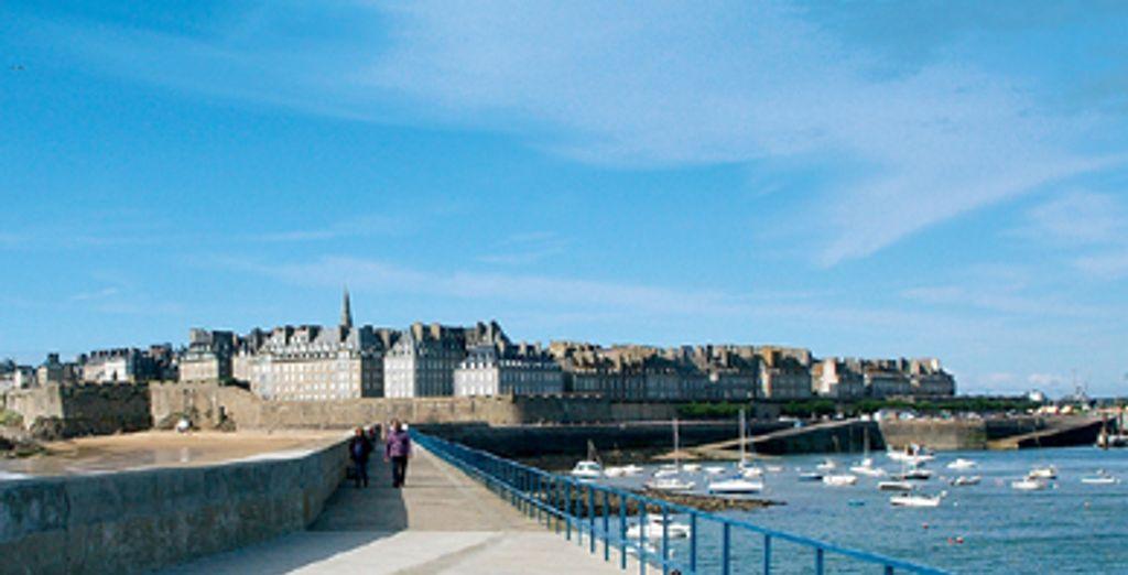 - Hôtel Oceania Saint Malo - Saint Malo - France Saint Malo