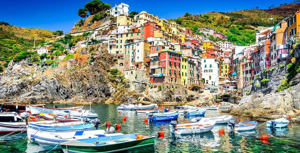 Séjour en liberté des Cinque Terre à Rapallo