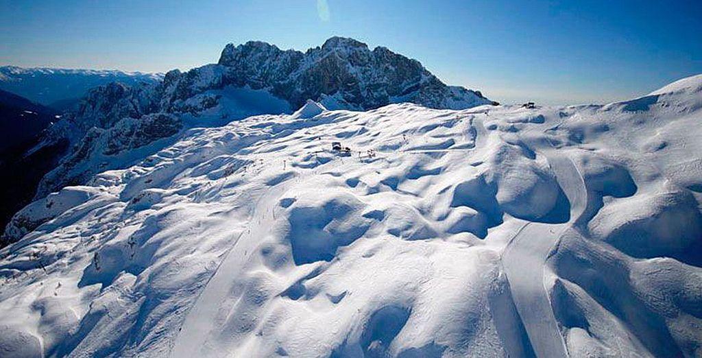 Chaussez vos skis.... C'est parti !