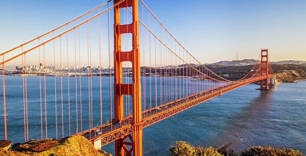Avant de rejoindre l'éternelle San Francisco