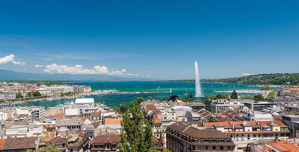 Découvrez Genève - Aparthotel Adagio Genève Mont-Blanc 4* Genève