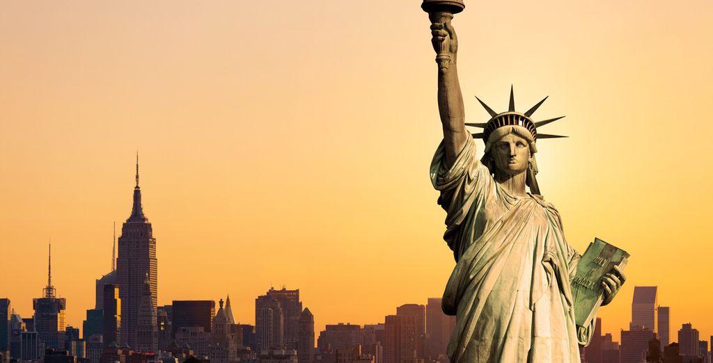 Laissez New York vous éblouir !