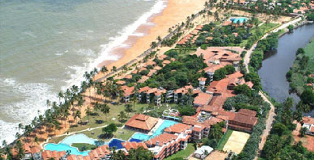 - Hôtel Club Dolphin **** - Negombo - Sri Lanka Colombo