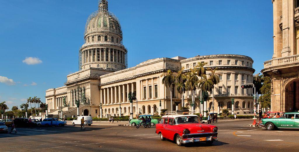 En route pour La Havane !