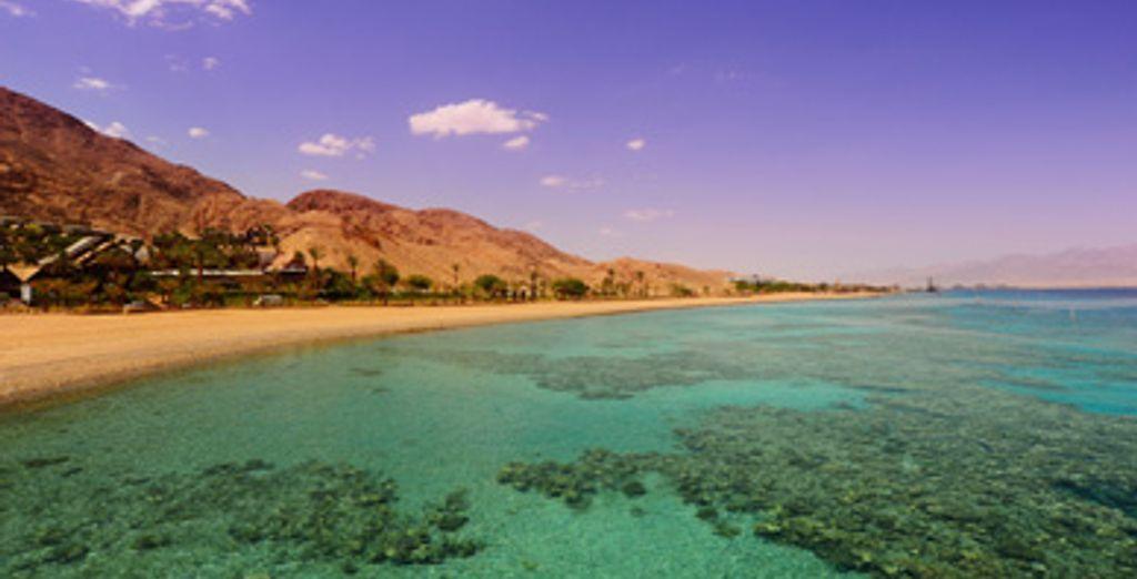 - Hôtel Hilton Double Tree Aqaba**** - Aqaba - Jordanie Aqaba