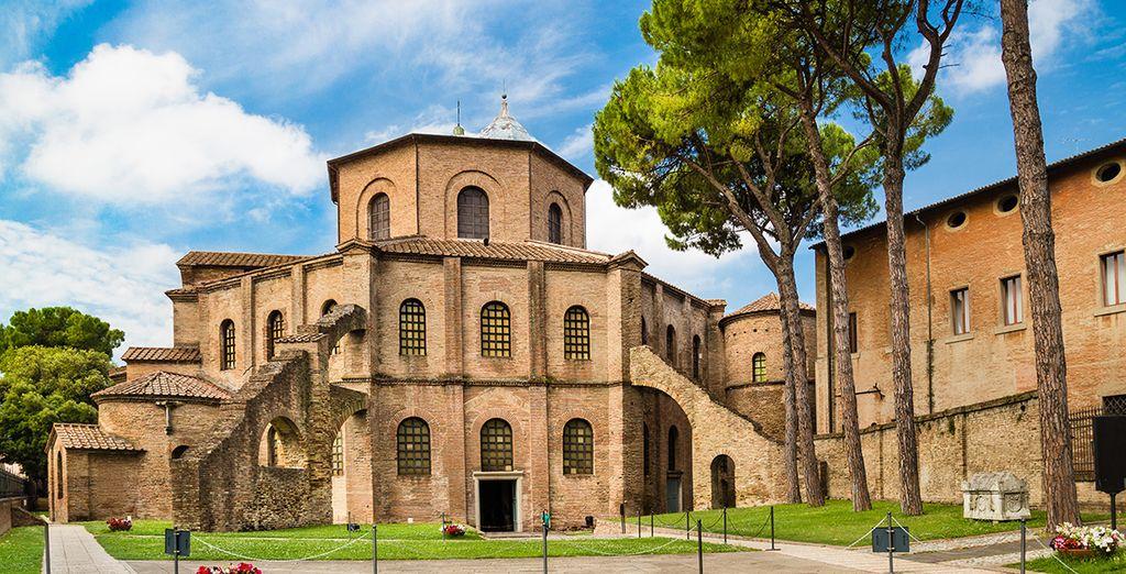 la cathédrale de Ravenne