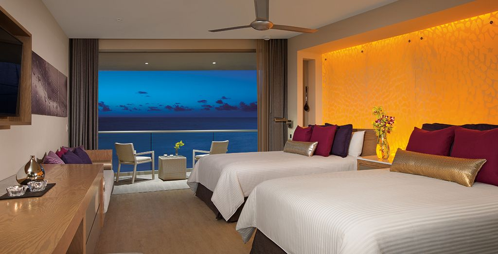 Ou préférez la Ocean View