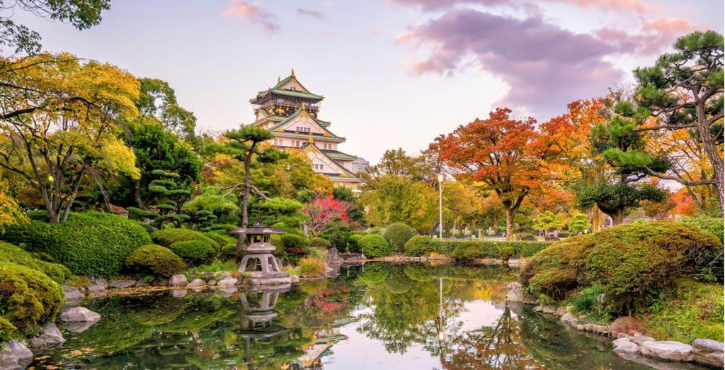 Circuit Japon Au cœur des traditions (7, 9, 11 ou 13 nuits) en hôtels 3* ou 4*