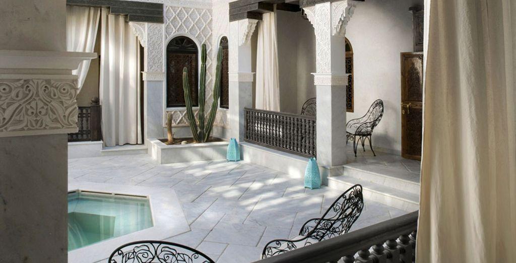 Vous n'avez pas fini d'apprécier Marrakech