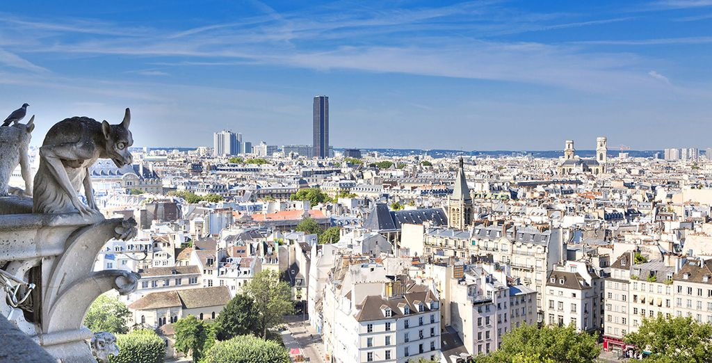 Hôtel Mystère 5* à Paris
