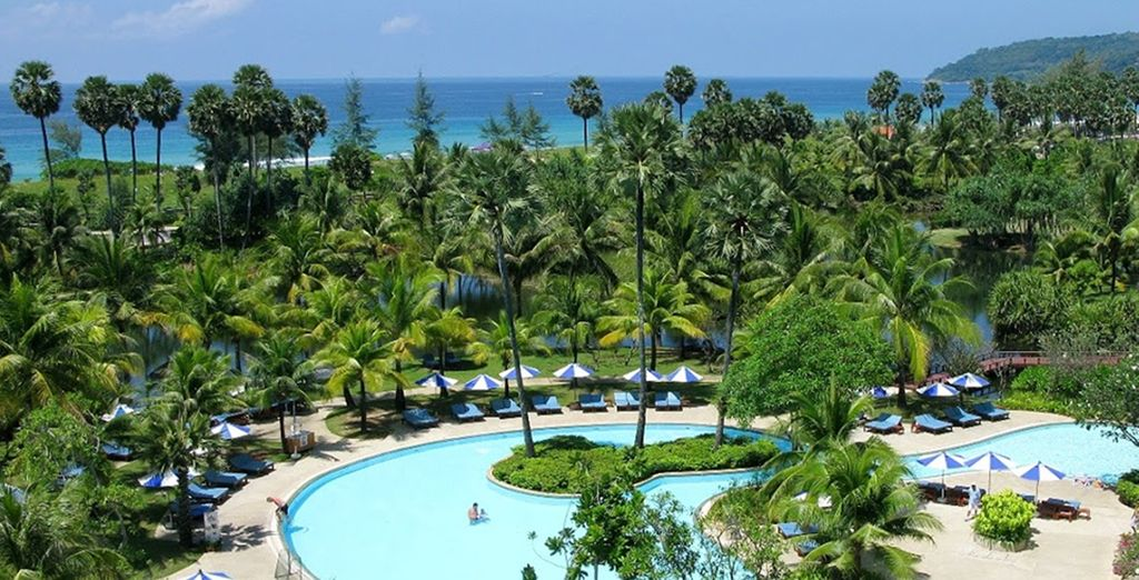 Le paradis sur terre existe ! - Hilton Arcadia Resort & Spa 5* Phuket