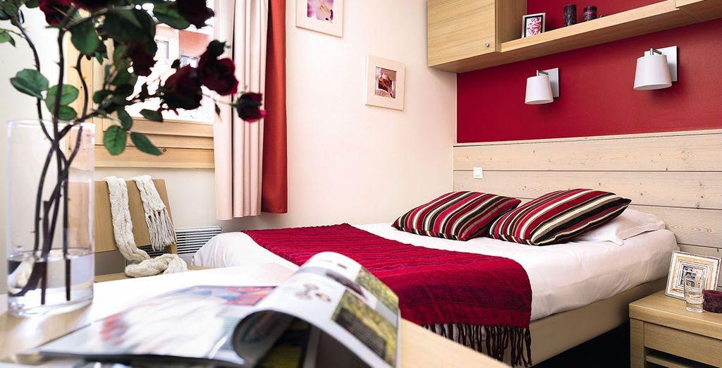 Séjournez dans un appartement spacieux et moderne