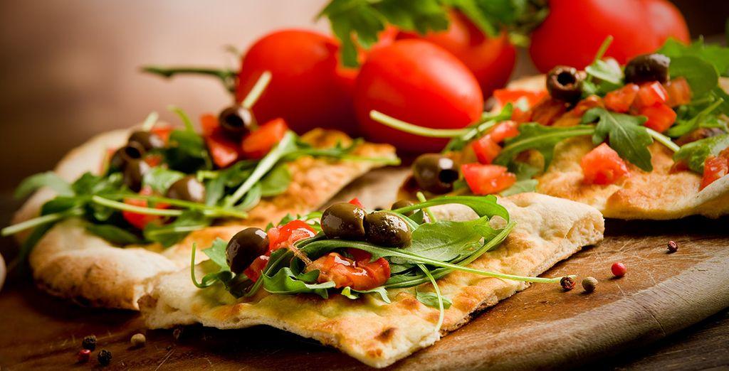 Tout comme la gastronomie italienne