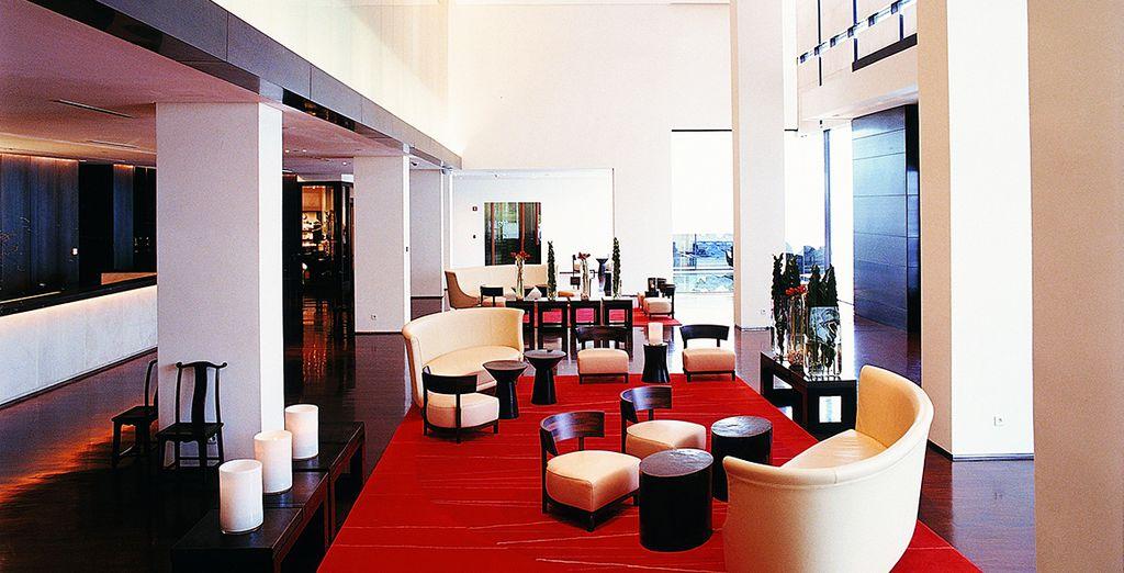 Au Metropolitan by Como, raffinement et confort se sont donnés rendez-vous - The Metropolitan by Como avec vol en classe affaires avec Qatar Airways  Bangkok