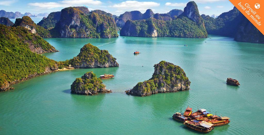 Le Vietnam vous invite à un voyage fascinant...