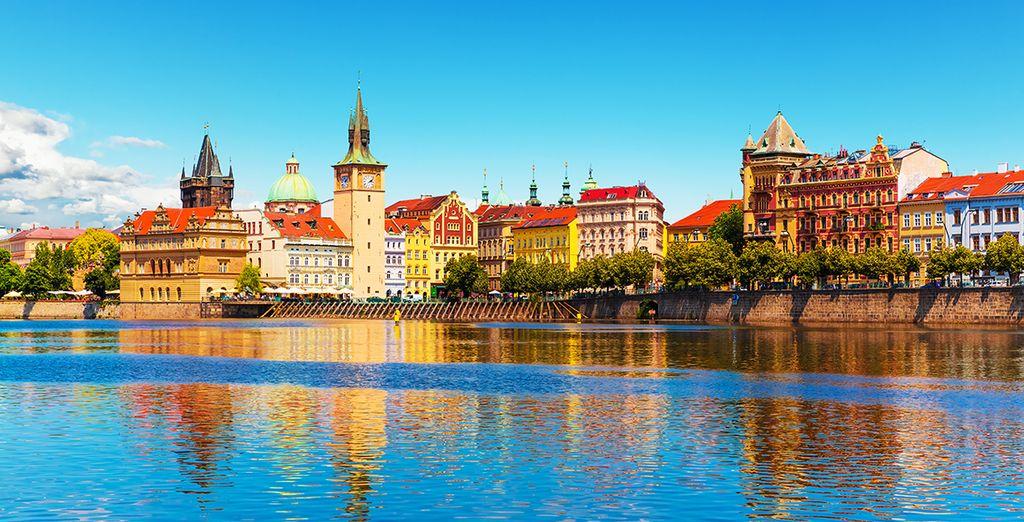 Bienvenue à Prague ! - Design Hôtel Merrion 4* Prague