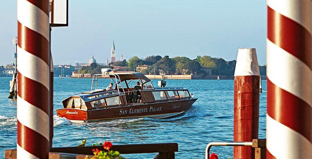 Bienvenue à l'hôtel San Clemente Palace Kempinski Venise