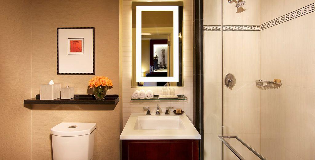 Vous découvrirez un établissement tout confort - Algonquin Hotel **** sup New York