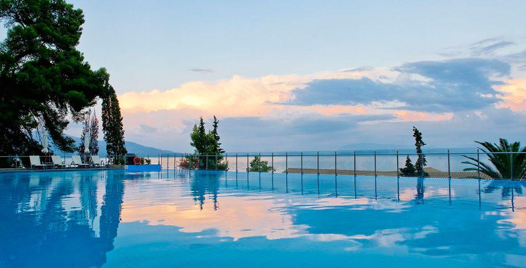 Un superbe resort 5*