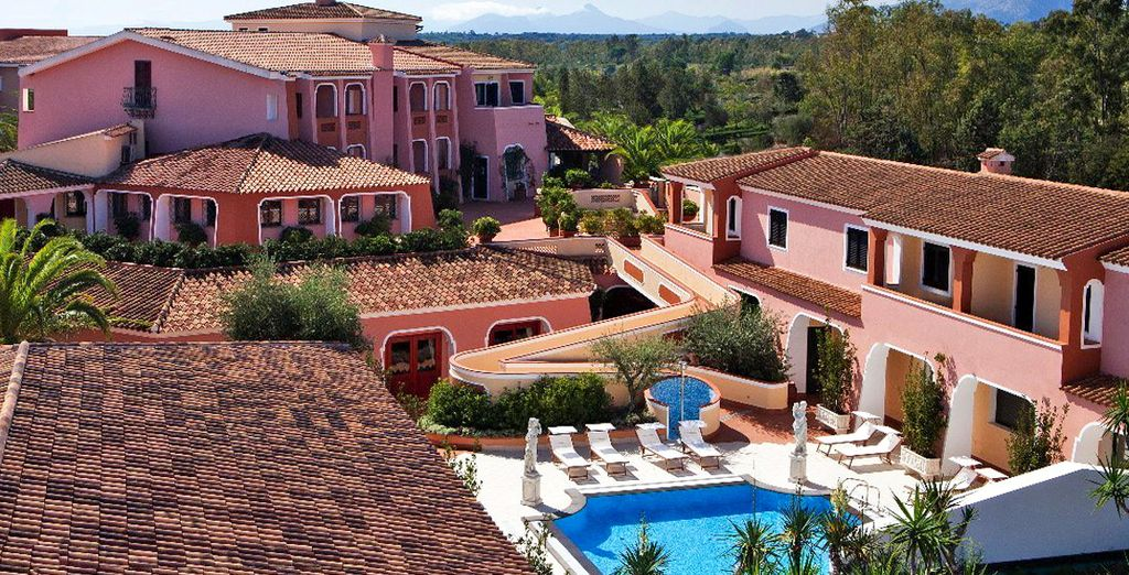 Le Cala Ginepro 4* vous accueille