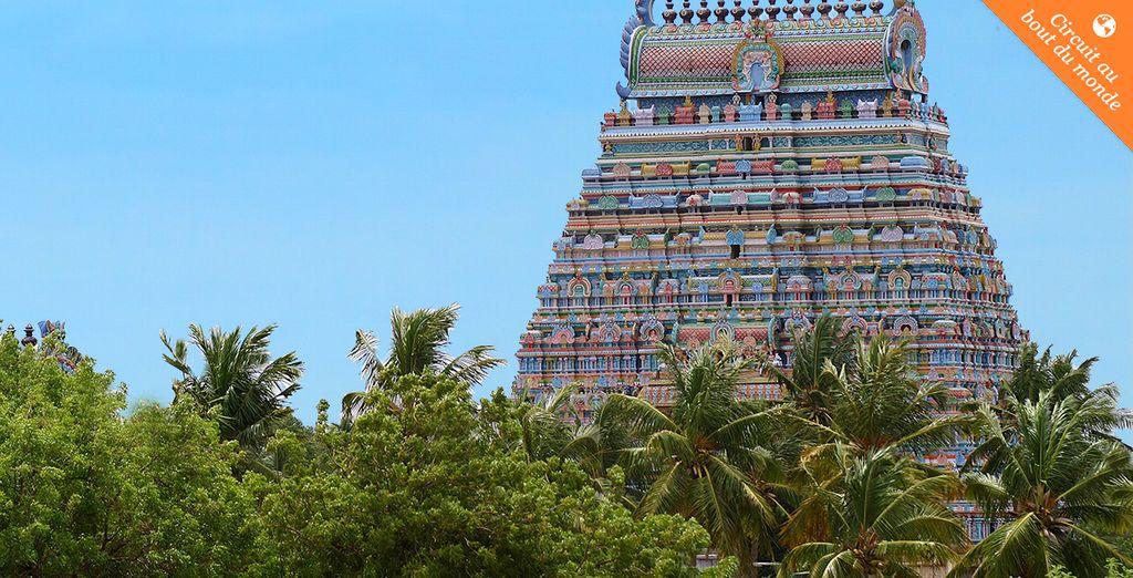 Vous êtes prêt pour un circuit magique sous les tropiques ? - Il était une fois l'Inde du Sud - 10 jours/9 nuits Chennai