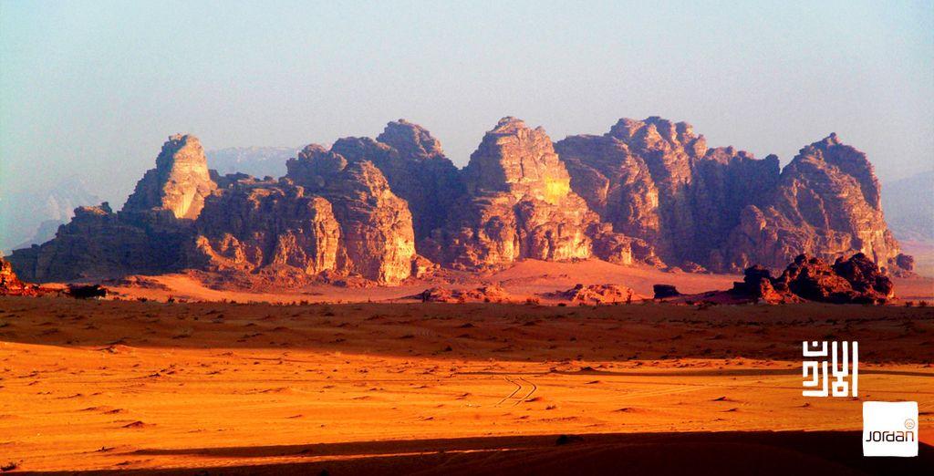 Bienvenue en Jordanie, destination d'aventures et de culture - Escapade Jordanienne en 5 jours / 4 nuits ou Circuit Image de Jordanie en 8 jours / 7 nuits Amman
