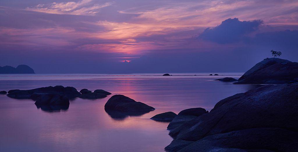Passez un excellent séjour en Thaïlande !