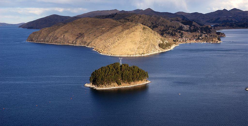 Sans oublier le sublime Lac Titicaca