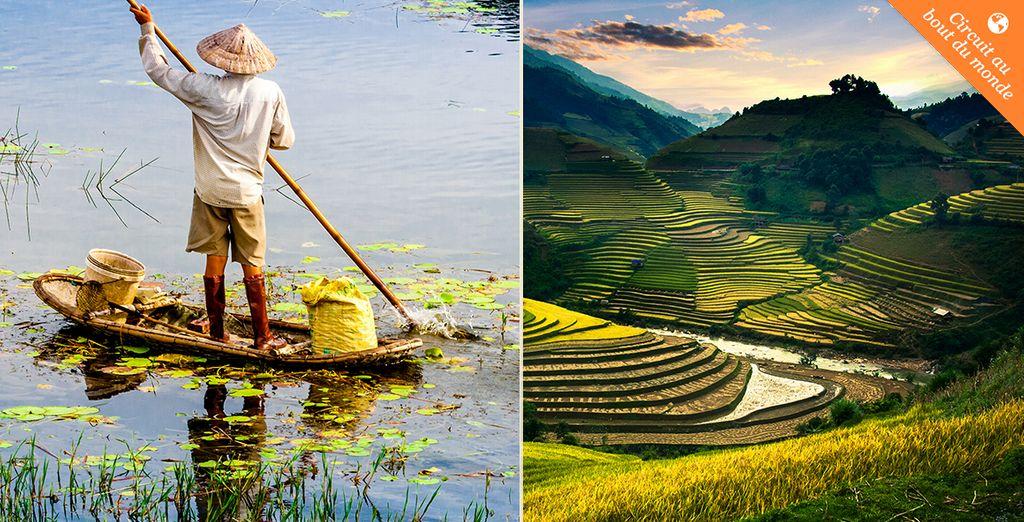 Votre voyage commence comme un rêve... - Rivages du Vietnam - 12 jours / 11 nuits Hanoi