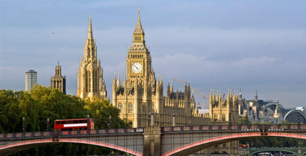 Londres - Millenium Knightsbridge ****  Londres