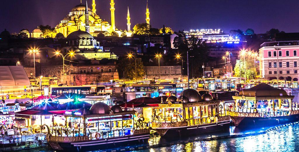 Laissez-vous tenter par un circuit en Turquie - Circuit Les 2 Capitales Ottomanes : Istanbul & Bursa Istanbul