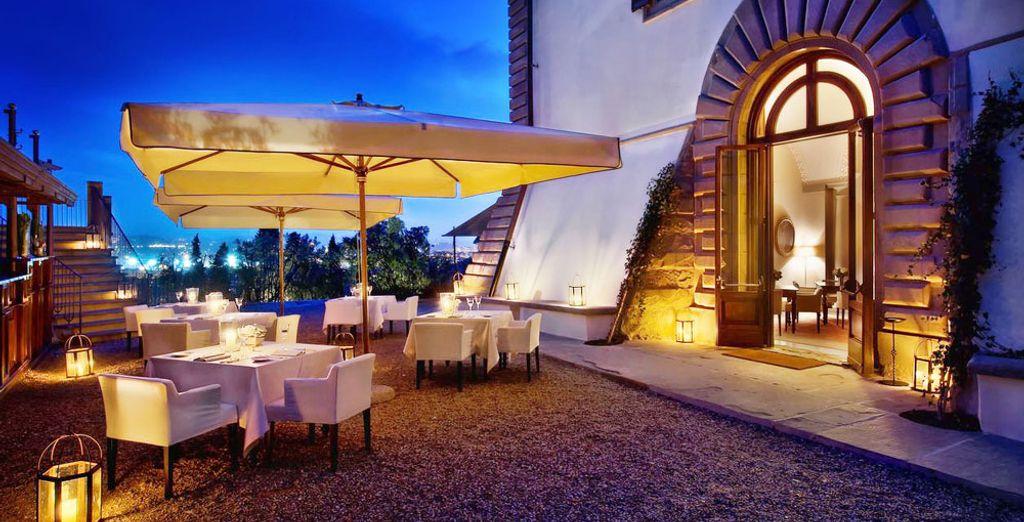 Bienvenue à l'hôtel Il Salviatino