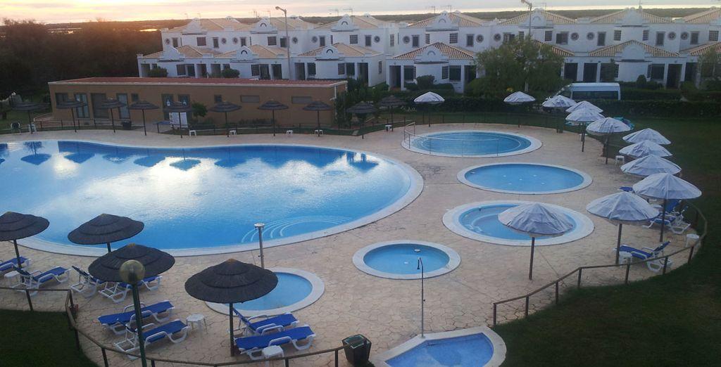 Le Cabanas Park Resort vous accueille - Cabanas Park 4* Tavira