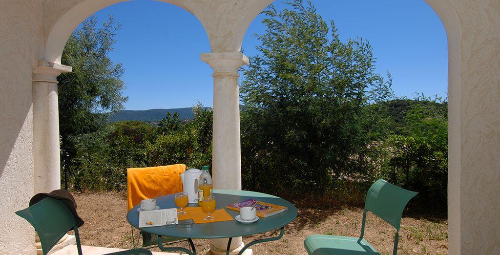 À vous les vacances sous le soleil de la Côte d'Azur...