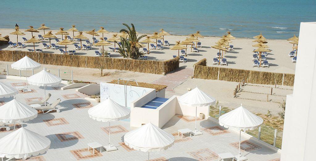 Réservez d'ores et déjà votre transat pour être aux premières loges du bien-être à la tunisienne