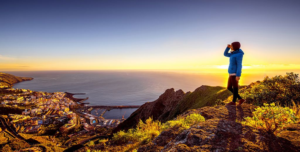 Bienvenue à La Palma, - H10 Taburiente Playa 4* Santa Cruz De La Palma