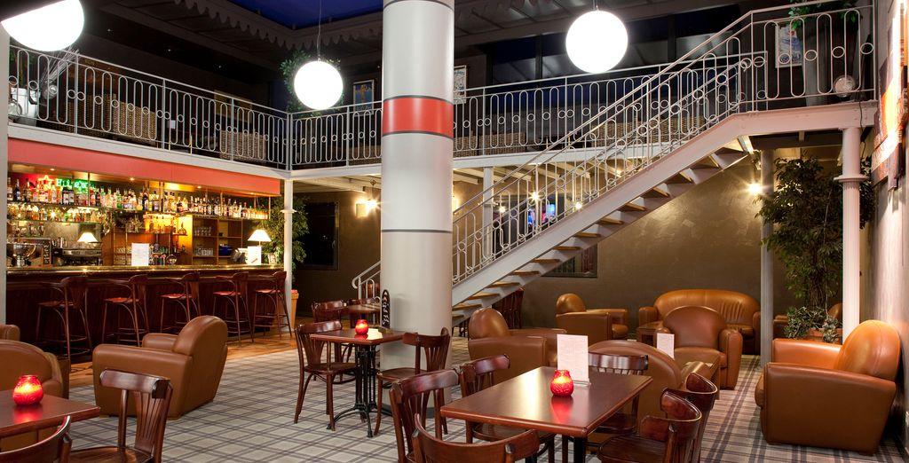 Le bar le Railway sera ravi de vous accueillir pour déguster de délicieux cocktails